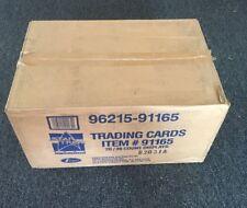 1991 Impel Star Trek Trading Cards Factory Sealed Case