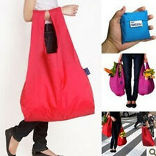 Housewife Folding Pouch Storage Bag Reusable Shopping Shoulder Handbag Bags