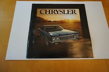1973 Chrysler 1983 Plymouth Reliant 1984 Dodge Ram Wagons 600 Auto Brochures VG
