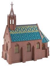 Faller 130599 Iglesia St Johann 212x109x260mm NUEVO Y EMB. orig.
