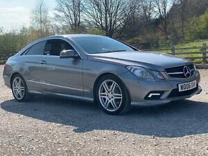 Mercedes-Benz E Class 2.1 E250 CDI BlueEFFICIENCY Sport Edition 125 7G-Tronic Pl