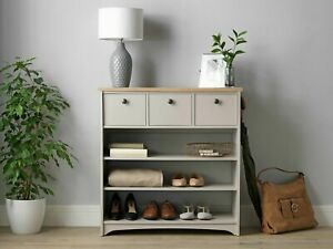 Home Baltimore Hall Console Table - Two Tone
