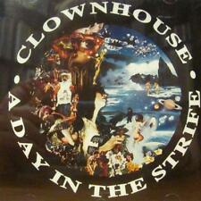 Clownhouse(CD Album)A Day In The Strife-Servo-SVO CD3-Very Good