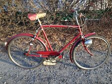 Vintage British 3 Speed BLACK KNIGHT Bicycle with Dyno Three Hub