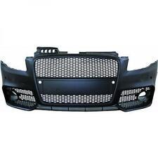 Paraurti anteriore sportivo TUNING AUDI A4 04-07, incluse griglie come in foto,