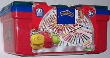 Chuggington Colouring Tool Box ** NEW ** GREAT GIFT