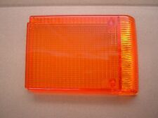 Late Triumph TR6 Rear Flasher Lens Amber Corner Lamp  Right  518037 RH