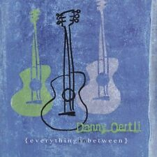Everything in Between - Danny Oertli -12 TRACK MUSIC CD - LIKE NEW - H603