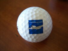 LOGO GOLF BALL-LAST FLIGHT OUT...COOL LOGO...