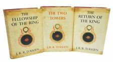 J.R.R. Tolkien Hardback Antiquarian & Collectable Books in English