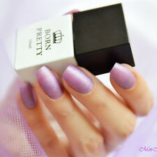 10ml Born Pretty Soak Off UV Gel Nail Polish Lavender Matte LED Manicure 3917#