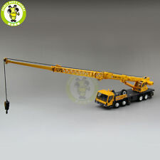 1/50 XCMG QY70K Full Hydraulic Truck Crane Construction Machinery Diecast Model