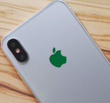 Green Color Changer Overlay for Apple iPhone 8 and 8 Plus Logo Vinyl Decal