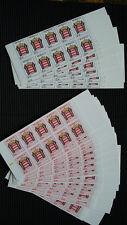 Gros lot de plus de 100 carnets de Monaco pour l'affranchissement !