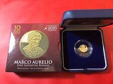 Italia 10 euro AU MARCO AURELIO 2020