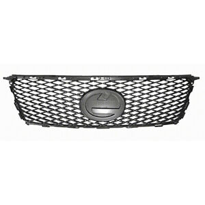 LX1200148 NEW Grille Fits 2011-2013 Lexus Is250 IS350 Sport