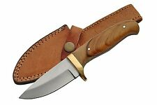 Hunting Knife Full Tang Skinner with Olive wood Handle 360-OW
