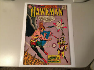 DC Comics HAWKMAN  Vintage Comic # 2 in VF+ shape Marvel 12 Cents  LOOK