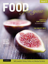 Cambridge Food for You Book 2 with CD textbook  CD unused
