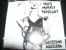 Christina Aguilera I'm Not Myself Tonight Ultra Rare Australian Picture Disc CD