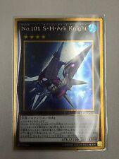 Yugioh GP16-JP015 Japanese Number 101: Silent Honor ARK Gold Rare