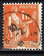 France 1932 Type Paix Yvert n° 286 oblitéré 1er choix (3)