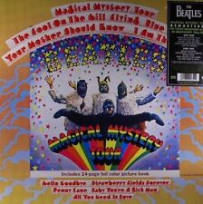The Beatles Magical Mystery Tour 180 Gram Vinyl LP Remastered Gatefold Sealed