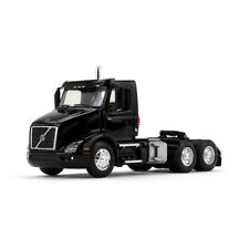 1:64 60-0369 1st Gear Volvo - Black - new tooling, Will hook to DCP Trailers