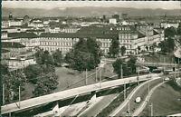 Ansichtskarte Mannheim Schloß Auffahrt Rheinbrücke   (Nr.935)