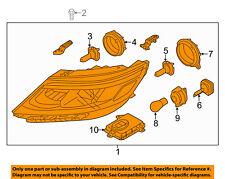KIA OEM 14-15 Sorento-Headlight 921011U500