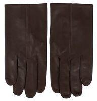 John Lobb Handmade Luxury Twinstitch Gloves Brown BNWT Size 8 RRP £325