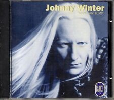 Johnny Winter ‎– Scorchin' Blues CD 1995
