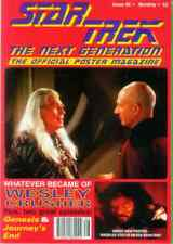 Star Trek Next Generation Official Poster Magazine # 86 (UK, 1995)
