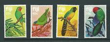 1983 Parrots  set of 4 SG 651- 654 Complete MUH/MNH as Issued