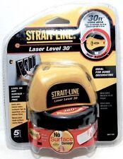 IRWIN STRAIT-LINE Laser Level 30 LL30 360-Degree Rotating NEW