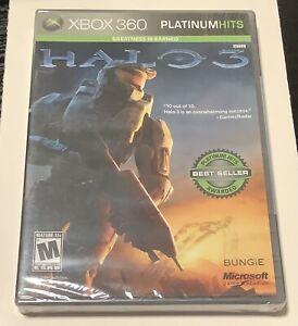 Xbox 360 HALO 3 Platinum Hits New and Sealed 2009
