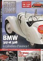 RETROVISEUR N° 205 . BMW 327 328 . AC BRISTOL . FORD VEDETTE . FREGATE .  AMG