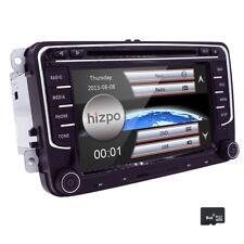 Car Autoradio DVD GPS Navi Multimedia Stereo for Skoda SUPERB OCTAVIA FABIA 2DIN