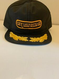VTG CATERPILLAR GROUND ENGAGING TOOLS PATCH TRUCKER HAT
