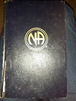 Narcotics Anonymous (1987, Hardcover, Fifth edition) preowned
