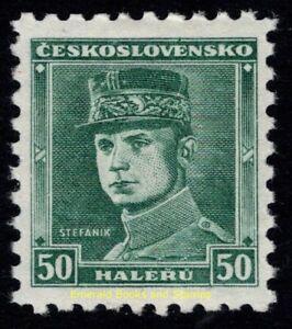 EBS Czechoslovakia 1935 - General Milan Rastislav Štefánik - Michel 338 MNH**