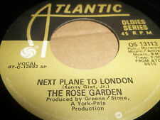 "BENT FABRIC "" ALLEY CAT "" / THE ROSE GARDEN "" NEXT PLANE TO LONDON "" 7"" SINGLE"