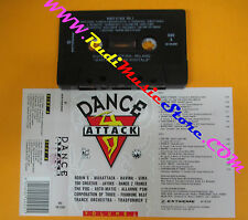 MC COMPILATION DANCE ATTACK VOL.1 Davina The Fog Jaydee Sima Waxattack no cd lp