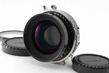 【Near Mint】 Nikon Nikkor W 150mm f5.6 Large Format with Release from Japan 317