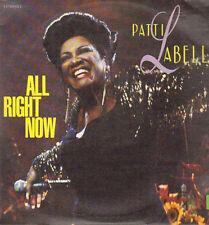 PATTI LABELLE - All Right Now - Mca