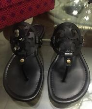 Brand New Tory Burch Miller Sandal Size 8.5 Black