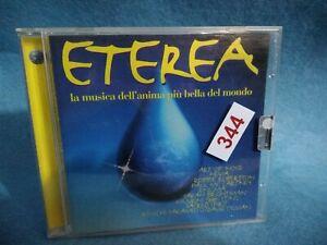 ETEREA -la musica dell'anima piu bella del mondo.cd