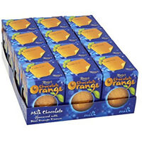 TERRY'S CHOCOLATE ORANGE 157g x 12 BOXES All OCCASIONS GIFTS 239204