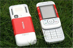 Unlocked Original Nokia 5300 RED  GSM 900/1800/1900 Classic game Mobile Phone