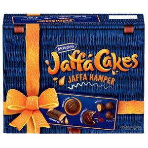 MCVITIES JAFFA CAKE CHRISTMAS HAMPER 405g
